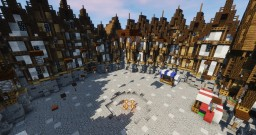 Small Medieval Lobby [DOWNLOAD IN DESCRIPTION] Minecraft Project