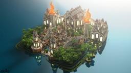 Ador - The forgotten Citadel Minecraft Map & Project