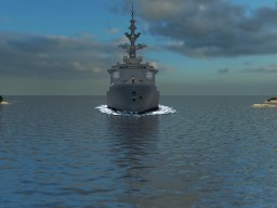 Atago class - Custom version Minecraft Project