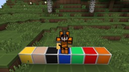 CHILL ORANGUE (1.7.10-1.8) PVP PACK Minecraft Texture Pack