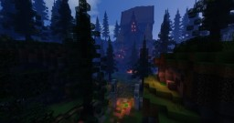 Cowboys And Indians - Haunted Manor Minecraft Map & Project