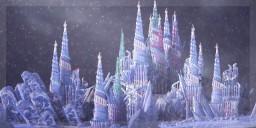 Glacial Gaudí Minecraft