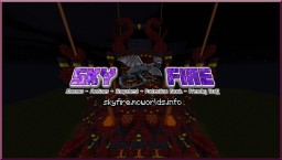 Skyfire [Survival] [Pvp] [MiniGames] Minecraft