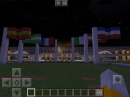 Massive Airport Minecraft Map & Project