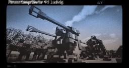 PanzerKampfläufer V-I Ludwig Medium Mech Minecraft Project