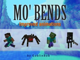 MO' BENDS - 0.24 Update! (1.12) Minecraft