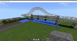 Widnes & Runcorn (Halton) Minecraft Project