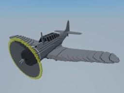Douglas SBD-5 Dauntless Minecraft Project
