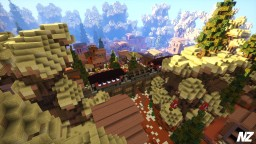 Western Canyon Minecraft