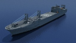 USNS Bob Hope (T-AKR-300)  1:1 scale