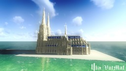 The Great VotMaf Cathedral Minecraft Map & Project