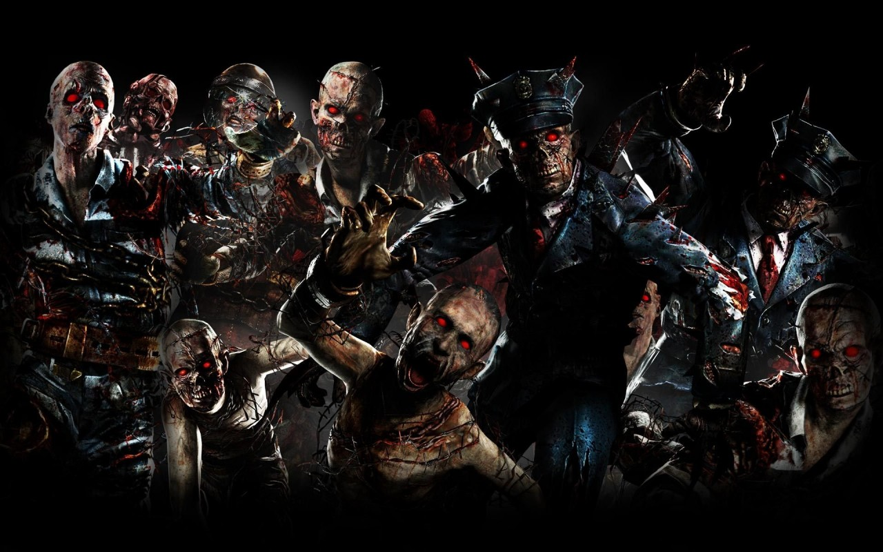 Opinions: Best CoD: Zombies Map Minecraft Blog on