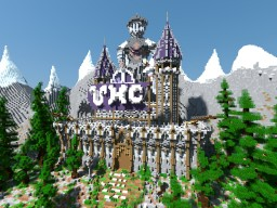 UltraNetworkMC - UHC Hub Minecraft Project
