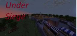 Under siege Minecraft Map & Project