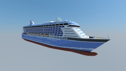 Ocean's Color cruiseship Minecraft Project
