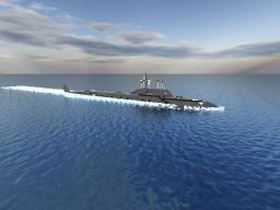Yasen-class submarine Minecraft Project