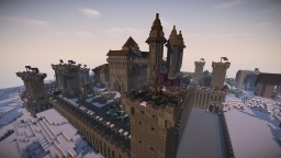 Castle Failburg Minecraft Project
