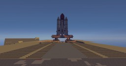 NASA Pad 39a Minecraft Map & Project