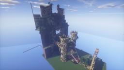 [WIP]Fantastic Hub [MEGABUILD] Minecraft Map & Project