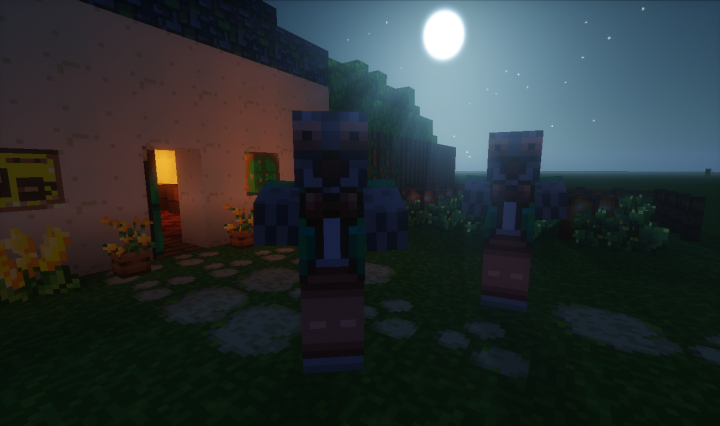 Mobs - zombies