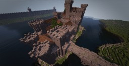Ancient Castle of Astaldor Minecraft Project