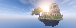 Skyblock Spawn Minecraft Project