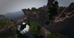 Ancient Castle of Astaldor Ruins Minecraft Project