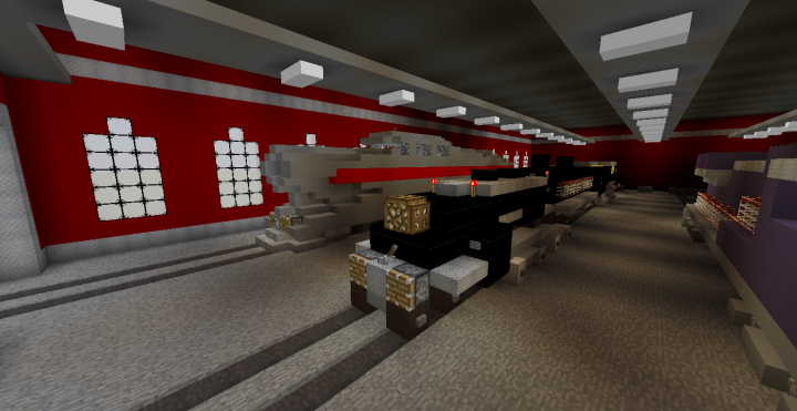 Garrett Locomotive and NYCRR Aerotrain