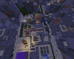 Apocaliptic City Minecraft Map & Project