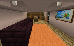 Small Livable Mountain House Minecraft