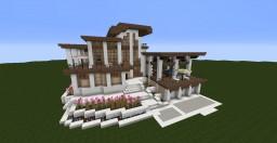 Villa |Rodaque Minecraft