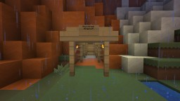 Medieval Minecraft castle Minecraft Map & Project