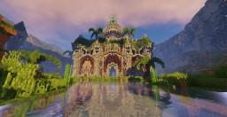 CASTELO FANTASY Minecraft Project