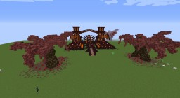 nether portal Minecraft Project