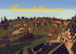 Minecraft Anno 1404 Minecraft Map & Project
