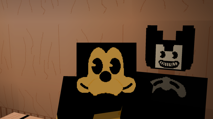 bendy and the ink machine texture pack