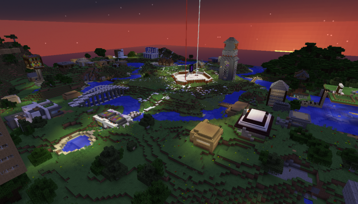 old spawn town not this world