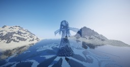 Ice Women Organic Minecraft Map & Project