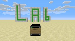 Escape the lab Minecraft Project