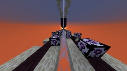 Ender Lucky Block Race Minecraft Project
