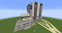 NASA Complex Minecraft Map & Project