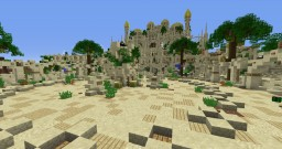 Oriental Desert [Survivalgames] Minecraft Map & Project