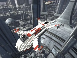 Emergency Firefighter STAR WARS Minecraft Map & Project