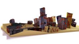 """""""Sandstorm"""" - StallionBT Minecraft"""