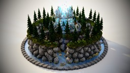 Fantasy Angels Arch + DOWNLOAD Minecraft Project
