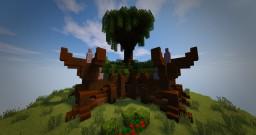 Wood Elven Medium House Tutorial Minecraft Project