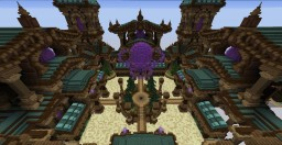 A Lit Spawn i made! Download Now! Minecraft Project
