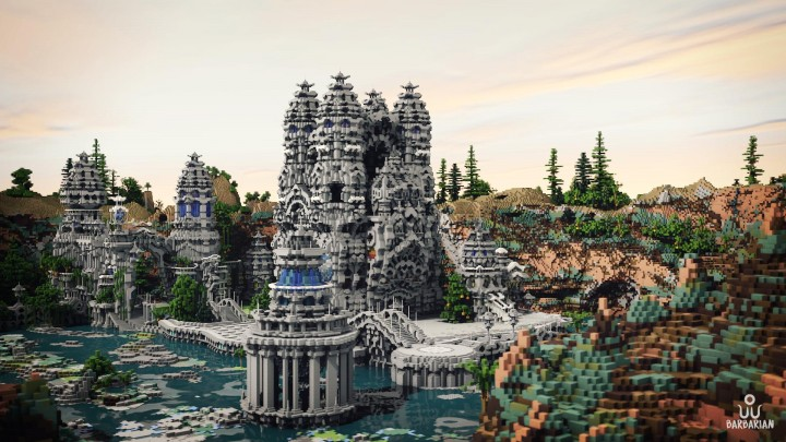 Render by Barbarian