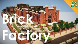 Ocean Drive - Brick Factory Modern Mall Minecraft