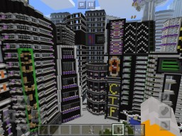 Mad Apocalyptic City Minecraft Map & Project